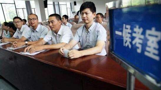 2018年上海公务员考试今起报名 1775个岗位招3830人