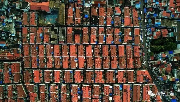 从高空俯瞰上海,美得不可思议!