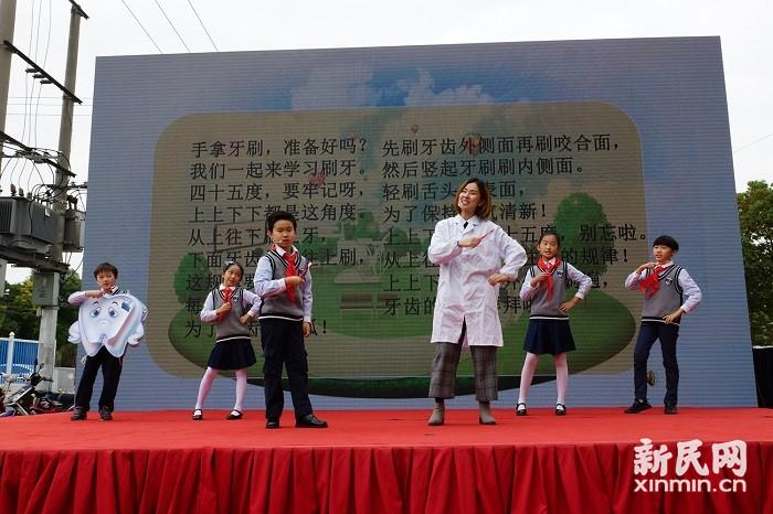 医教联手合作  共护儿童口腔——第二届上海市少儿口腔健康科普节活动举行,创新口腔健康教育模式