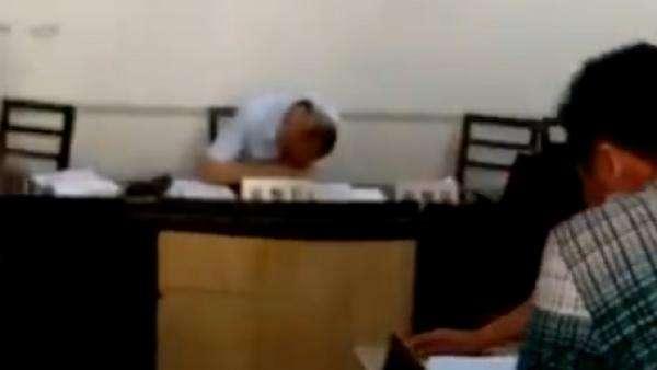 湖南永州醉酒致休庭法官被记大过 报请调离法院