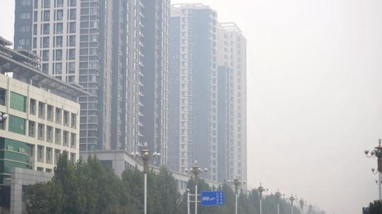 前10月空气质量相对较差10城公布:河北占六成