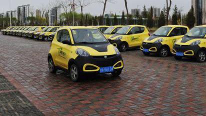 公安部交管局:在全国分三批推广新能源汽车专用号牌