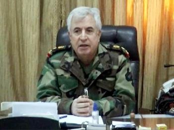 【人物】统筹指挥阿勒颇战局的叙利亚总参谋长