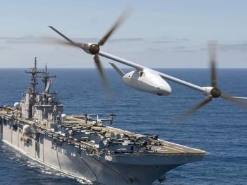 【兵器】贝尔公司推出V-247倾转旋翼无人机