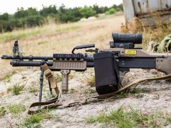 """【兵器】""""特战机枪""""助美特种部队中东反恐"""