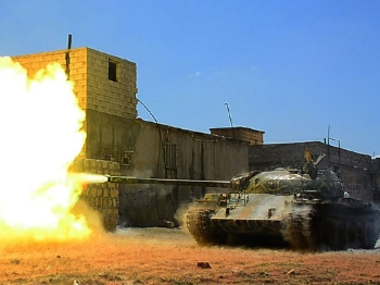 """【战例】阿勒颇中央监狱的""""13个月搏杀"""""""