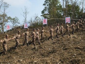 【军情】中越边境云南红河段排雷任务圆满完成