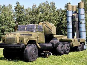 【兵器】俄军大力发展伪装术对抗西方侦察