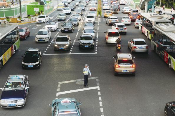 """今日焦点丨《上海市道路交通管理条例》出炉 """""""