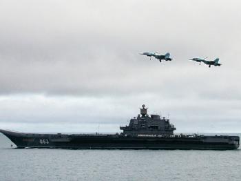 【军情】俄罗斯海军航母未来路在何方?