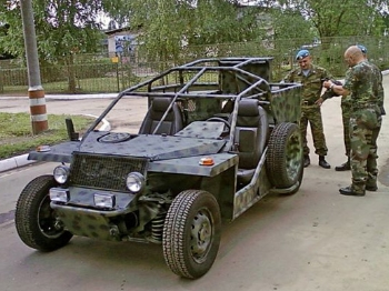 【兵器】俄军新型全地形越野车有望年内量产