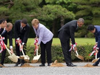 """日本拉偏议题""""夹私货""""G7峰会草草收场"""