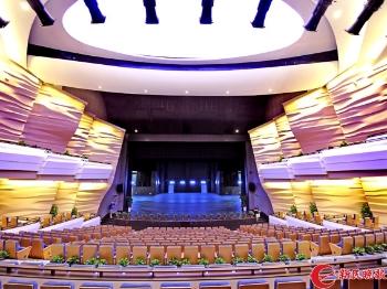 金秋去看舞!上海国际舞蹈中心10月1日开放啦