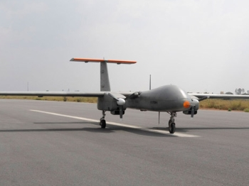 【兵器】印度自研中高空长航时无人机首飞