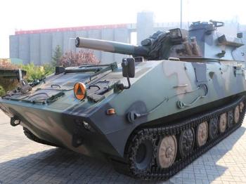 【兵器】另类迫击炮:波兰Rak自行迫击炮系统