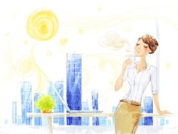 全国白领工作满意指数排名:北京第一上海第二