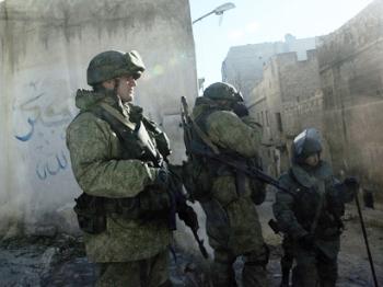 """【军情】俄联邦""""车臣特种部队""""开赴叙利亚"""