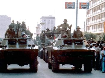 """【战例】30年前,古巴军队保卫""""非洲斯大林格勒"""""""