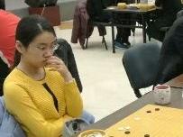 同里杯中国天元赛本选赛 唯一女将於之莹闯入本赛