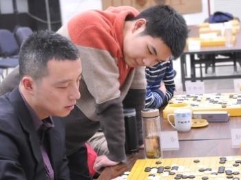 同里杯天元本赛北京落子 唐韦星首轮遭淘汰