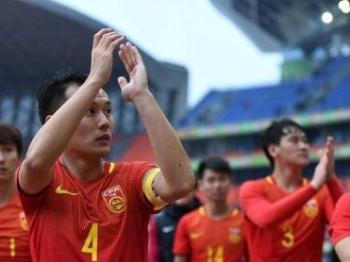 中国杯上小将当家打破进球荒  青春风暴给国足增添亮色
