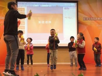 杨浦区学前教育集团明年将覆盖半数幼儿园
