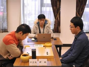 三位世界冠军晋级四强 同里杯明半决赛强强对话