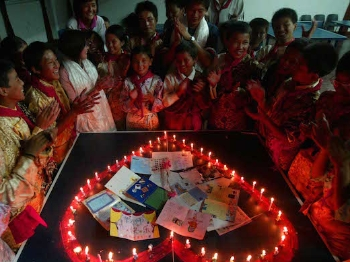 32年来,1700多名西藏孩子在沪就读