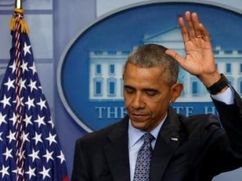 奥巴马任内最后记者会:特朗普将面临政策复杂性