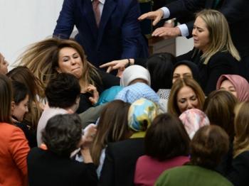 议会通过宪法修正案 土耳其总统制待全民公决