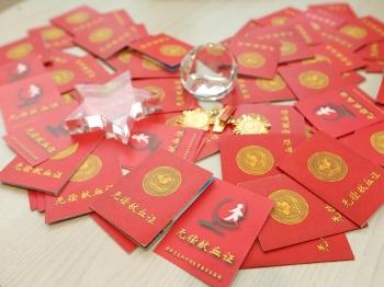 """超市女工张君平:10年坚持献血达296人份,""""帮助别人让我快乐"""""""