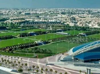 【体坛观察】揭秘200亿美元打造的卡塔尔足球训练基地