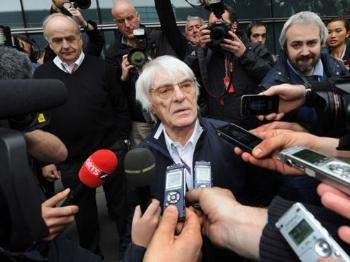 伯尼离职 凯里接任 F1一个时代结束