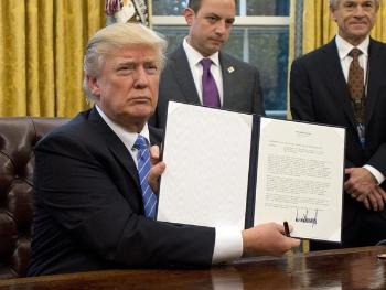 美国退出TPP 只为坐地起价?