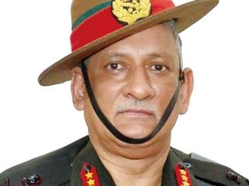 【人物】多次指挥越境打击的印度陆军参谋长