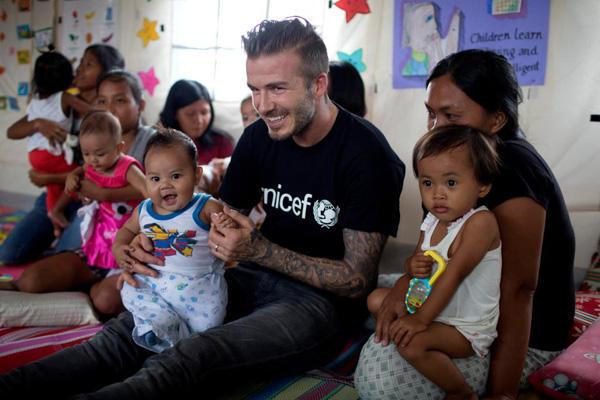 作为联合国儿童基金会(UNICEF)的形象大使.jpg